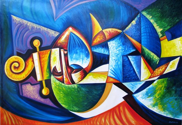 Dibujos abstractos para dibujar f ciles imagui for Imagenes de cuadros abstractos geometricos