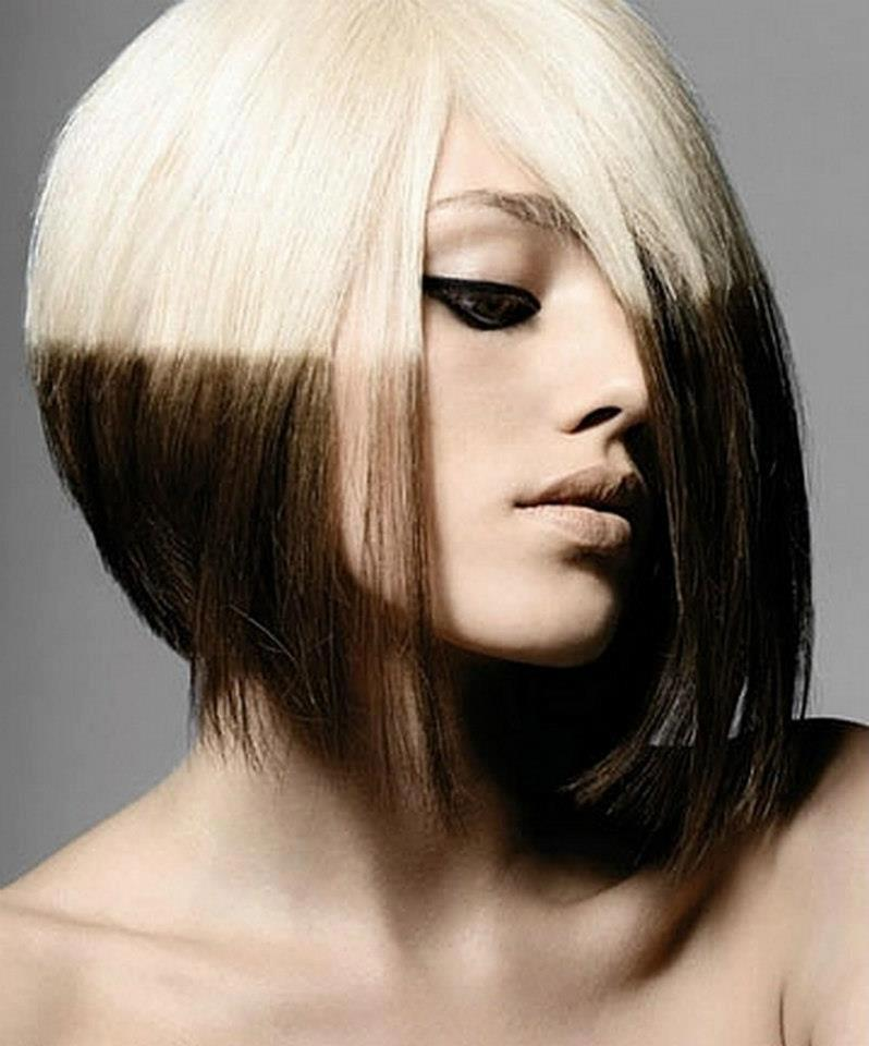 Trucos de expertos para cortarte el pelo tú misma Mamiverse - Cortes De Pelo Para Narigonas