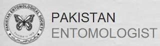 Pakistan Entomologist