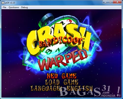 Crash Bandicoot 3 Warped 2