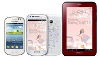 Samsung La'Fleur Smartphone Khusus Wanita Hadir di Indonesia