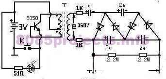 Electronic Zapper Circuit Diagram Bing Images - Wire Data Schema •