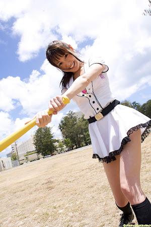 Minami Matsumaka, Play Baseball 07