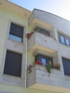 Viviendas colectivas en Belmonte de Miranda Asturias del arquitecto Lucia Garcia Serrano