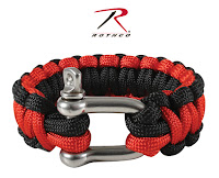 Paracord Bracelet D Shackle