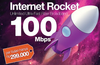 Internet murah dengan Kecepatan tinggi