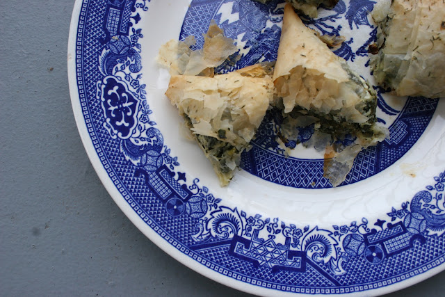 Witchin' in the Kitchen's Spanakopita