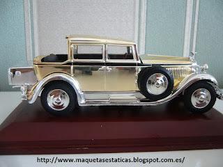 maqueta coche IF Tipo 8