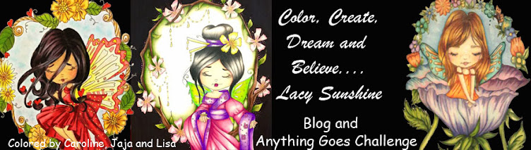 Lacy Sunshine's Color Your World Blog