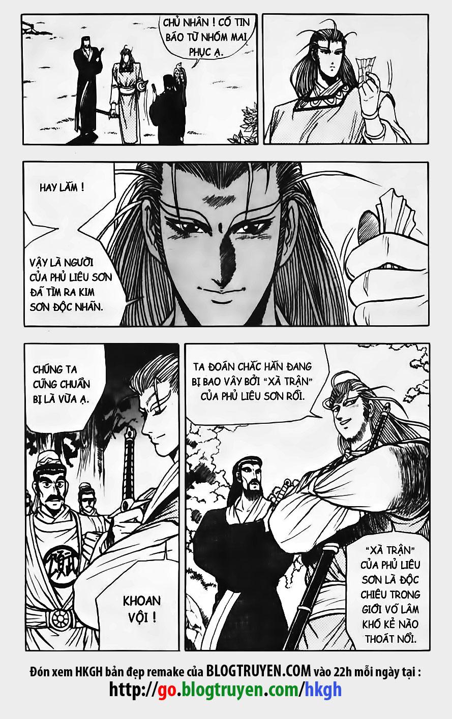 Hiệp Khách Giang Hồ chap 18 Trang 7 - Mangak.info