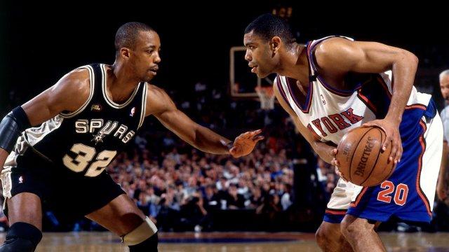 DAR Sports: 1999 NBA Finals- San Antonio Spurs vs New York ...