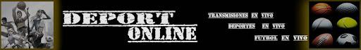 Futbol en vivo Deportonline Transmisiones en vivo, Deportes Online