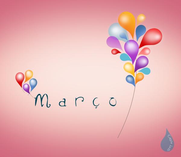 Datas Comemorativas do Mês de Março