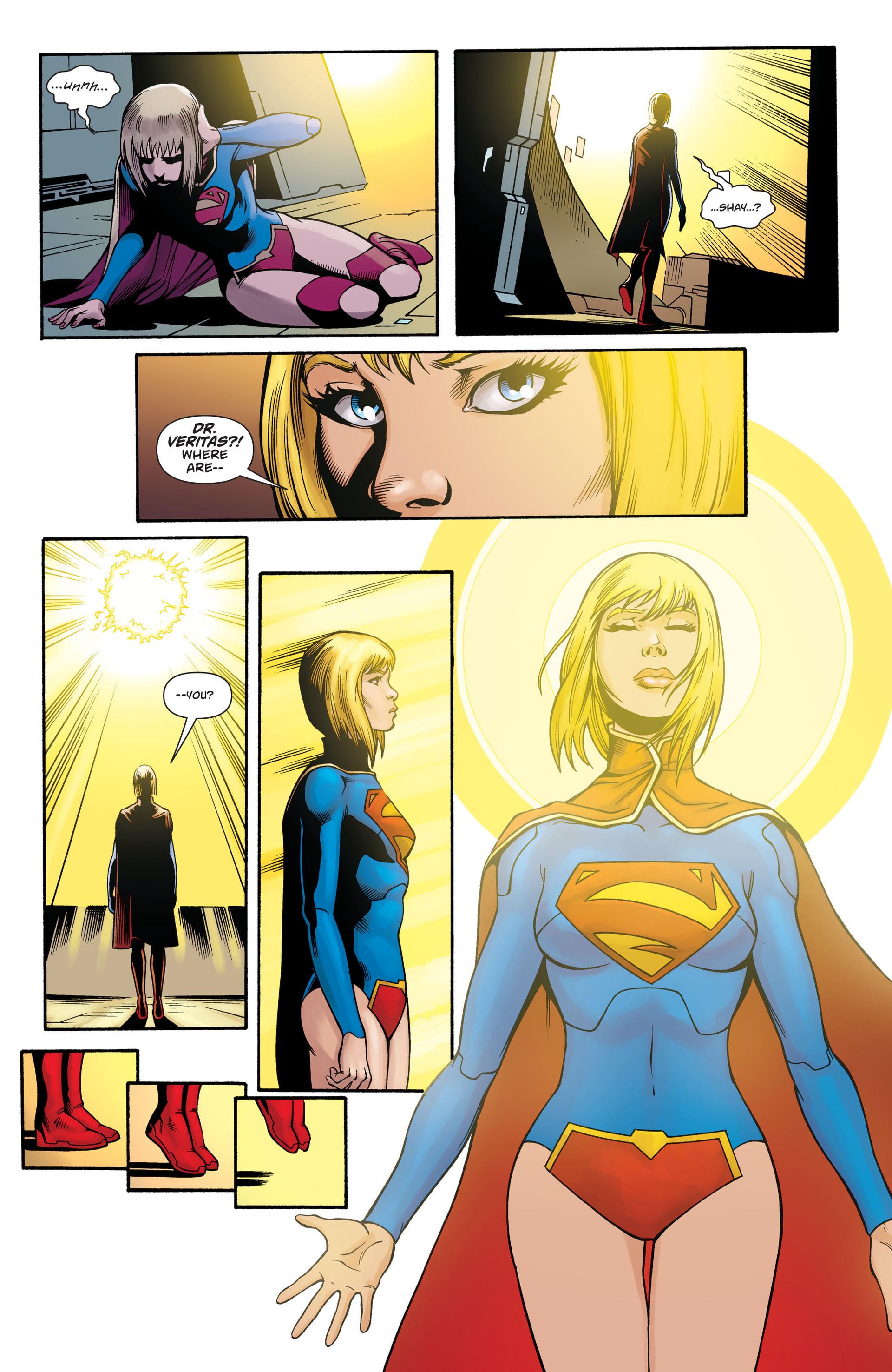 Supergirl (2011) Issue #27 #29 - English 19