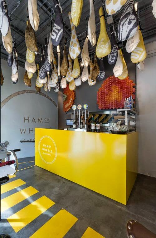 Ham on Wheels by External Reference Architects