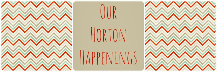 Our Horton Happenings