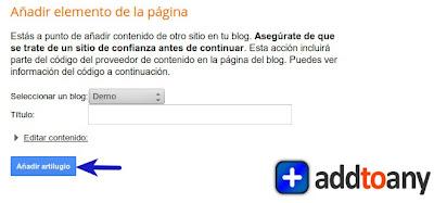 blogger-añadir-artilugio