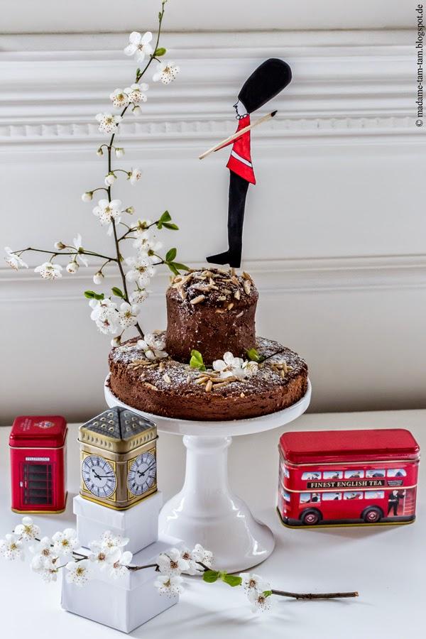 #madametamtam, #schokoladenkuchen
