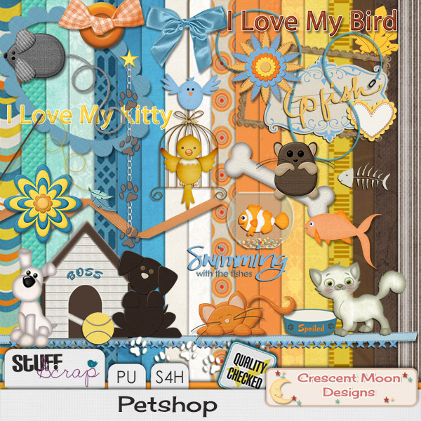 Preview of Pet Shop by Crescent Moon Designs
