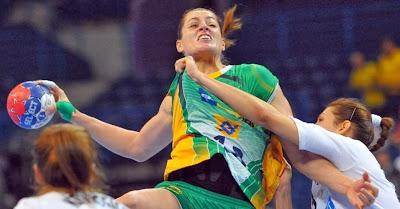 Duda Amorim, jugadora más valiosa del mundial de Serbia | Mundo Handball