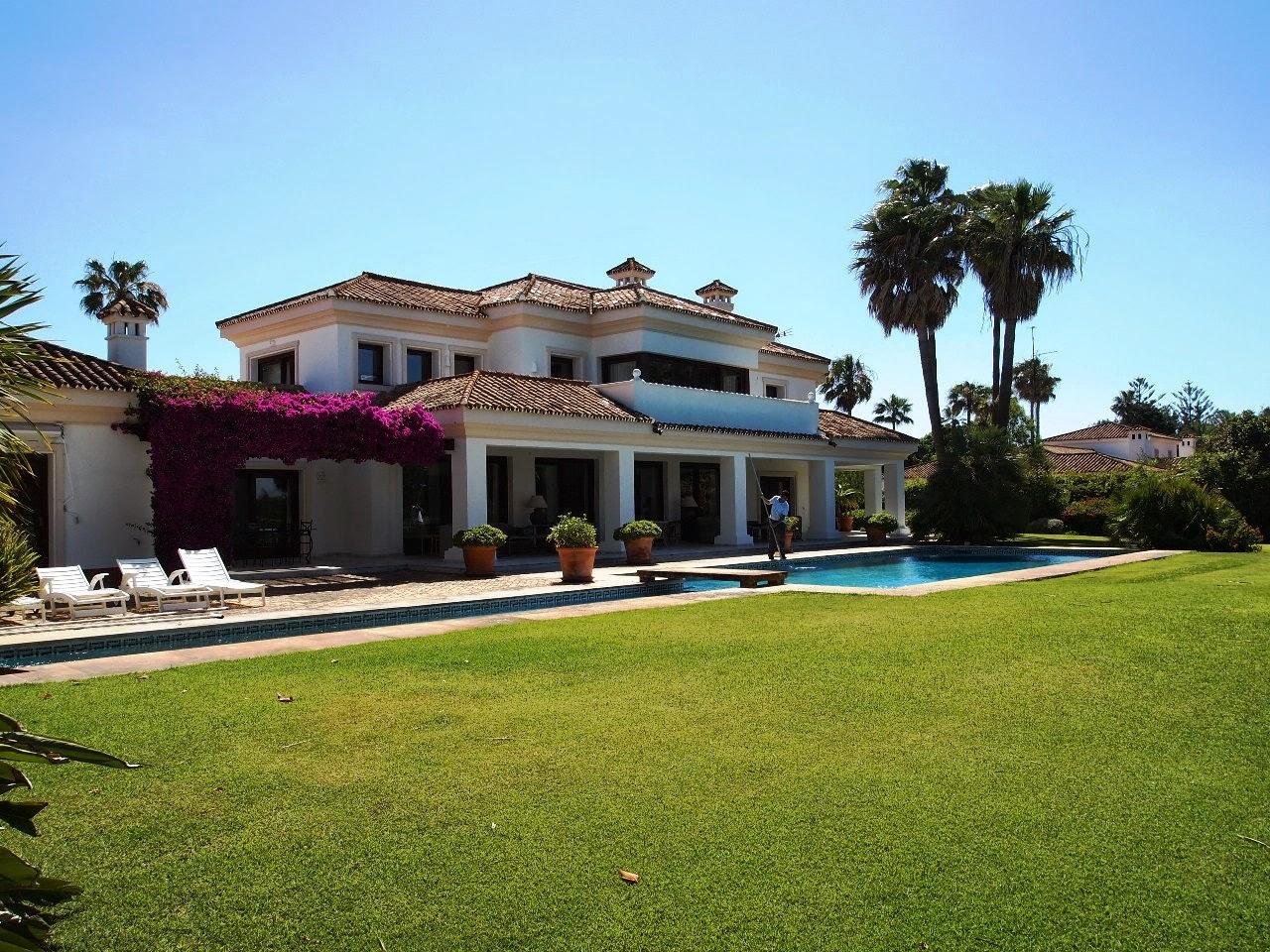 Sotogrande Spain  city photos gallery : Sotogrande Spain Millionaire location Villa on Sotogrande Real Golf ...