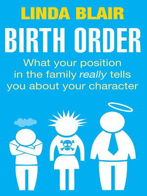 Books you should be Reading: Birth Order- What your Position in the Family Really tells you about your Character