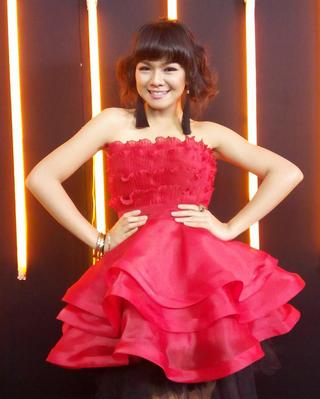 talita arsyita Yang Tereliminasi di Rising Star Indonesia tadi malam 21 November 2014