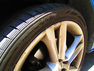 la presion de las ruedas