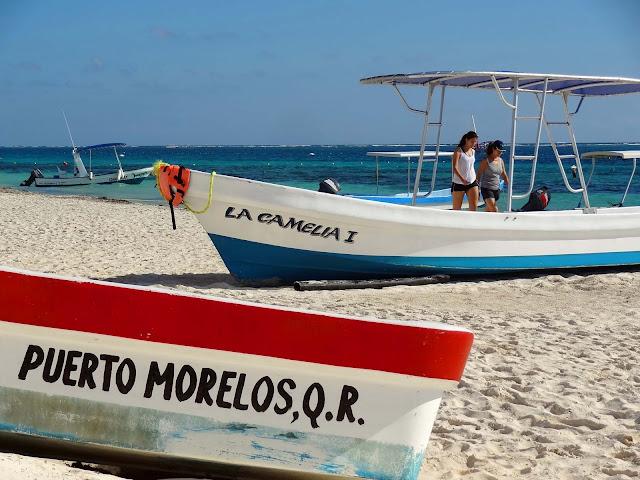 Joe 39 s retirement blog walking the town puerto morelos for Puerto morelos fishing