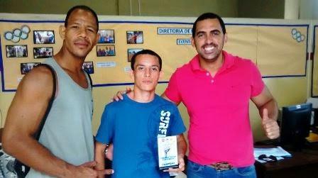 Limoeirense é campeão Pernambucano de Kickboxing