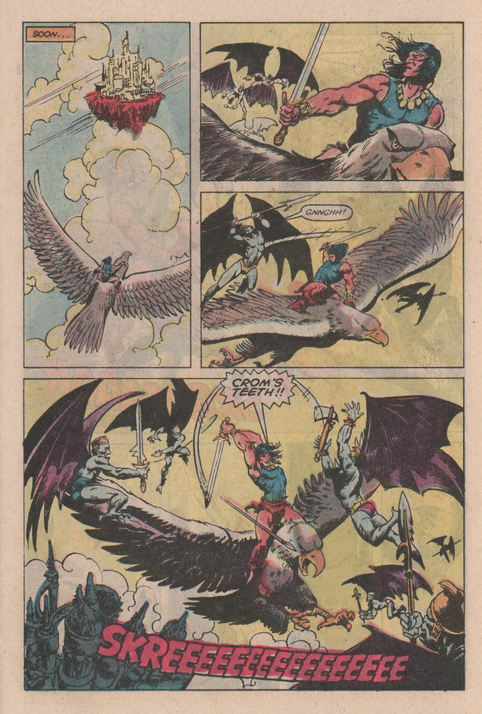 Conan the Barbarian (1970) Issue #154 #166 - English 12
