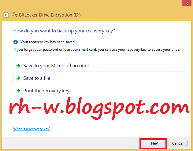 cara membuat password pada flashdisk