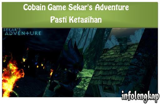 Cobain Game Sekar's Adventure, Pasti Ketagihan!
