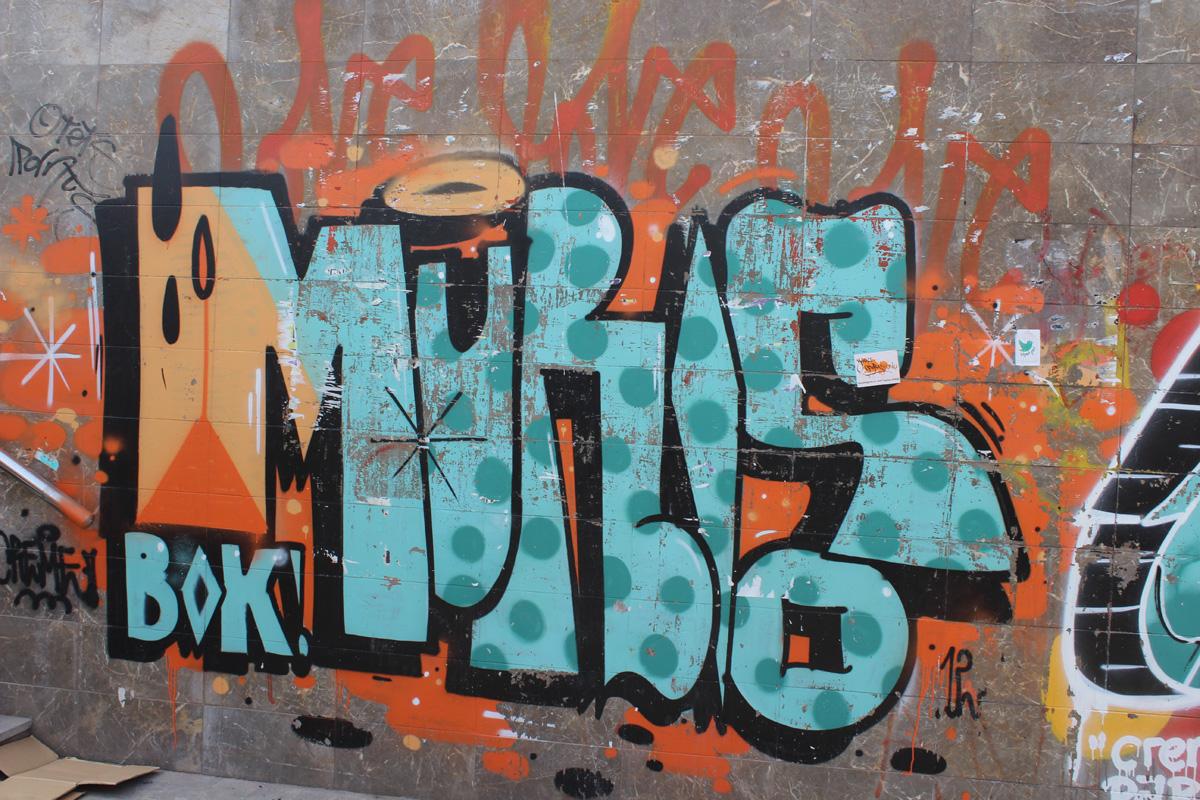 Streetart Grafitti Karaköy