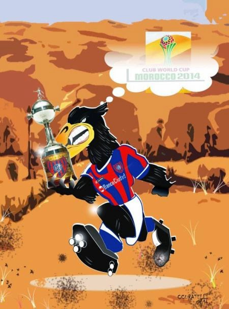 San Lorenzo World Cup 2014