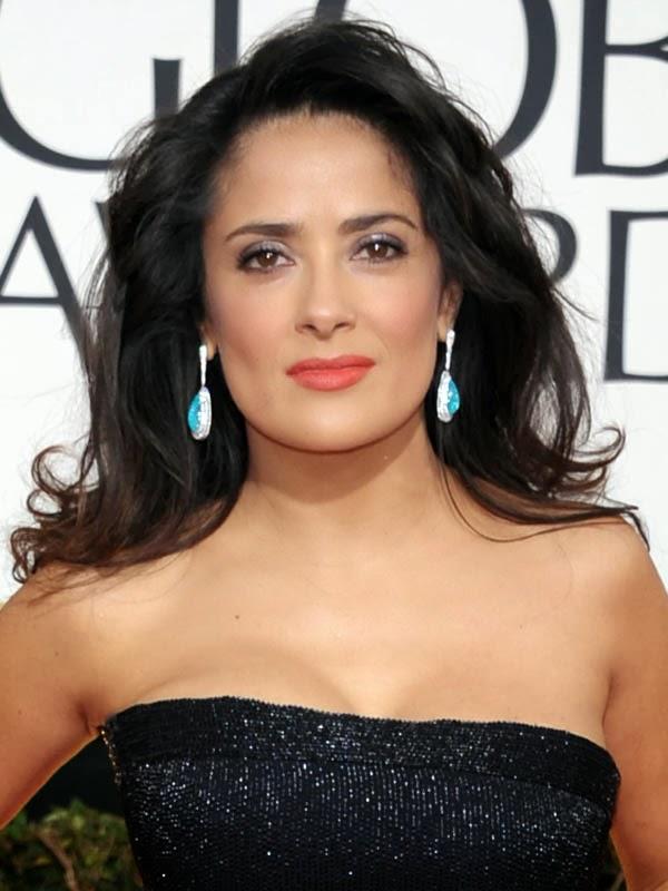 World Latest Fashion Trends 10 Most Beautiful Salma Hayek