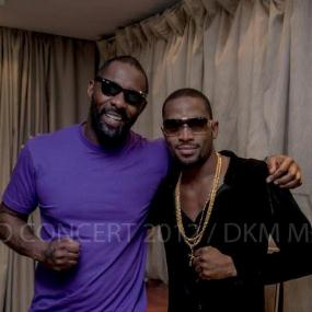 hollywood actor idris elba in nigeria