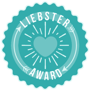 Recipient of the Liebster Award