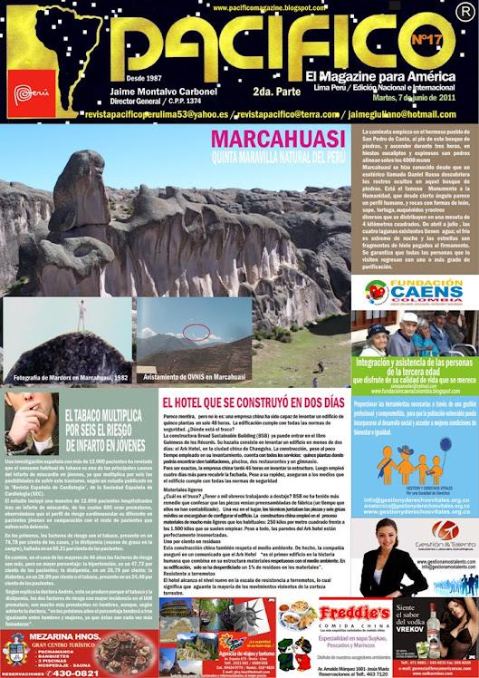 Revista Pacífico Nº 17 parte segunda