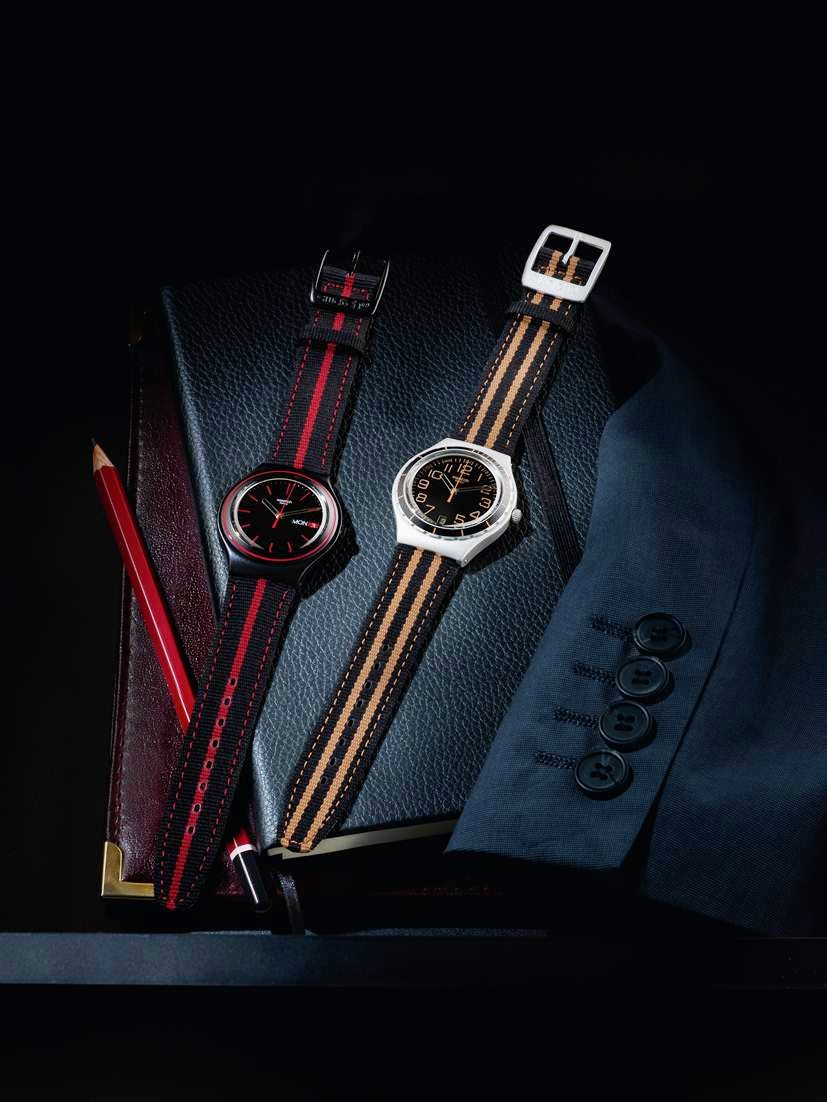 Swatch Fall Winter Collection 2014 Swatch Fall Winter Ivy League