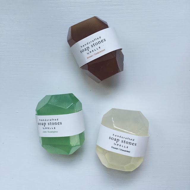 Soap, Perry Clark, Chicago, Soap Stones