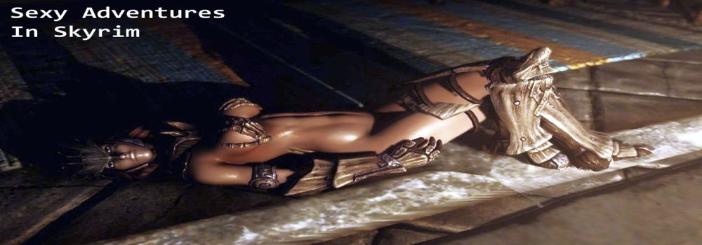 Sexy Adventures in Skyrim