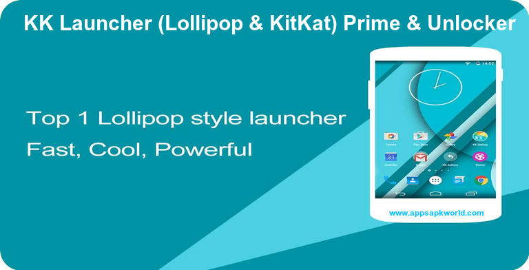 kitkat 4.4 launcher prime apk free