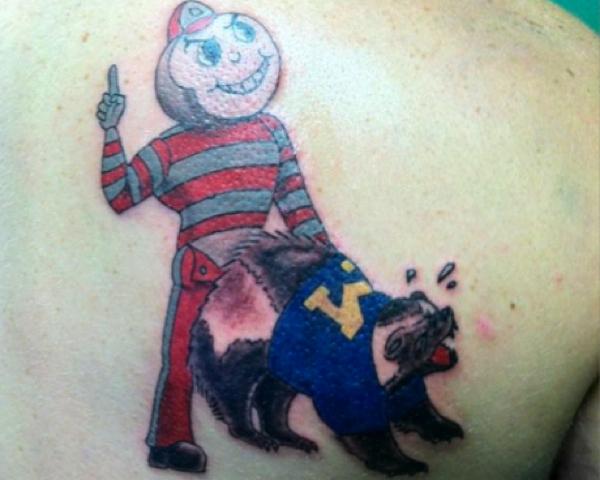 Osu Tattoo Page 4 Buckeyeplanet