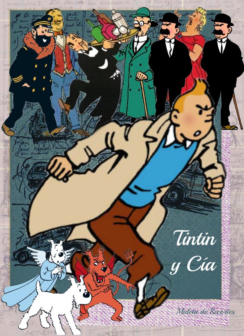 Tintin y Cía