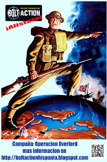 [Eventos] Reglas de campaña y Calendario de la operación Overlord