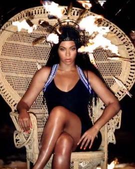 Beyoncé anuncio H&M colección verano 2013