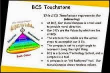 The BCS Touchstone