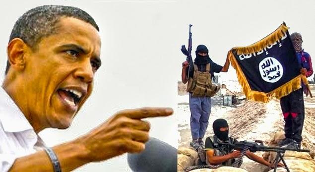 Obama declare war
