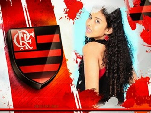 Montagem de fotos Flamengo